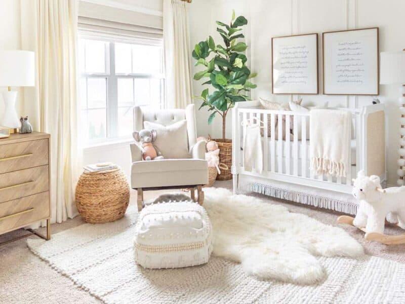 best organic cotton crib sheets