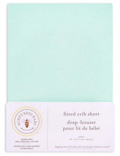 burt's bees baby organic cotton sheets