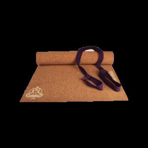 Juru Mandala Cork Yoga Mat