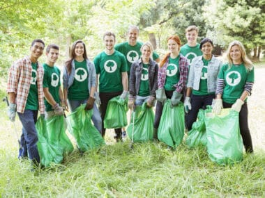 eco-friendly trash bags