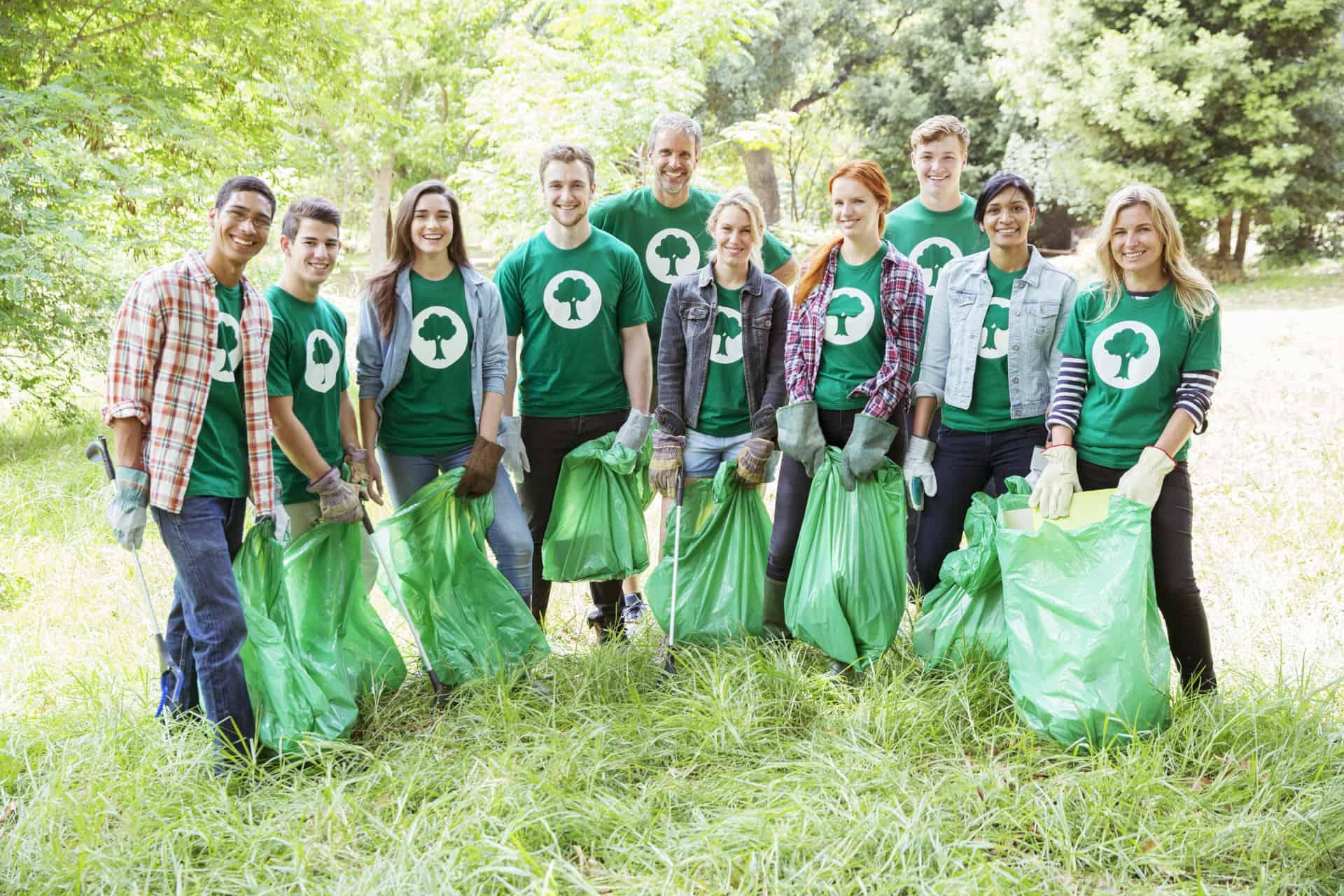 eco-friendly trash bags