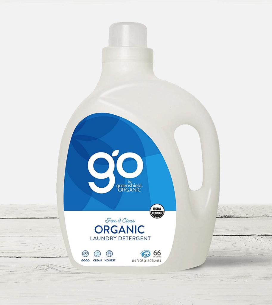 greenshield laundry detergent