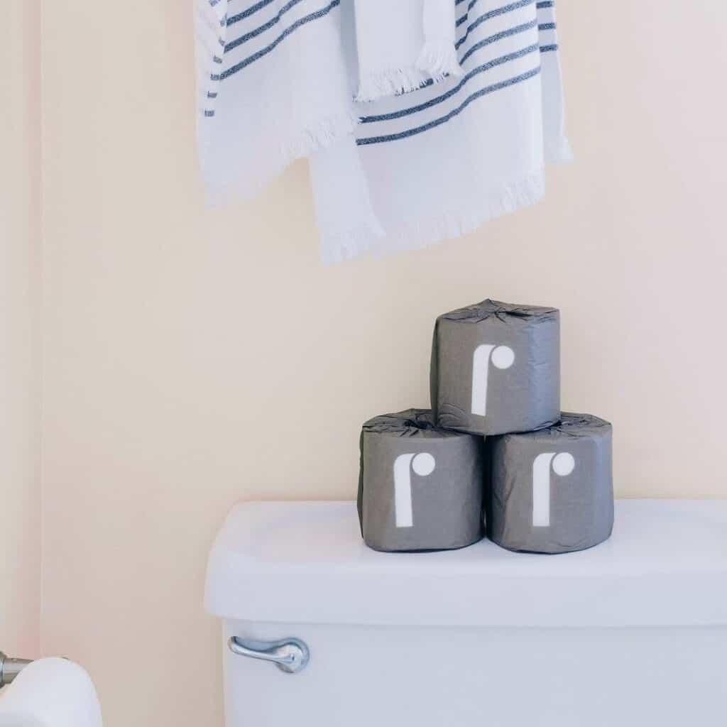 reel toilet paper