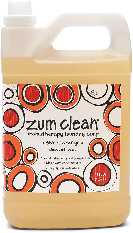 zum clean laundry detergent